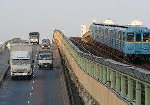 В Киеве будут туннели под Днепром