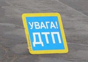 В Киевской области руководитель органов внутренних дел насмерть сшиб человека и укрылся с места ДТП