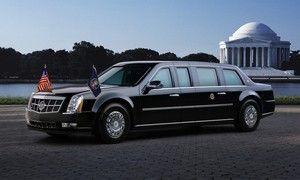 Главе США запретили двигаться на смешанном авто