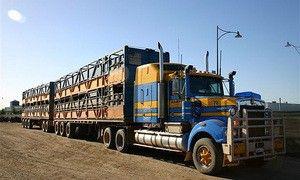 В РФ с обладателей большегрузов будут брать налог на монтаж дорог
