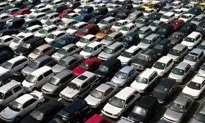 Специалисты предсказывают солидный регресс автомобильного рынка Европы