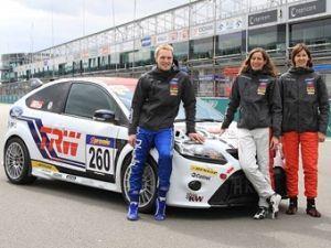 Пилот WRC выступит в круговом дневном марафоне