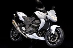 Новая модификация Kawasaki Z750 Урбан Спортс