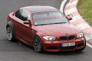 БМВ М1/1 посетила Nurburgring