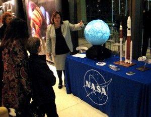 Крайслер и НАСА сделали экспериментальный союз