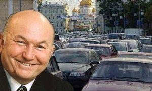 Ю. Лужков рекомендовал оставить сигнала на автомобилях главы, премьера и патриарха
