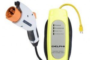 Delphi предлагает переносную подзарядную технологию