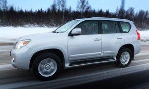 Тойота предложила остановить реализации Лексус GS 460 в мире