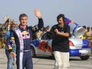Дэвид Култхард стал дополнительным пилотом Red Bull