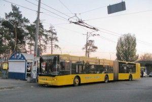 Автобусы Киева оснастят турникетами