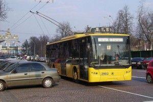 На свежие троллейбусы к Евро-2012 правительство выделит 43 млрд. гривен.