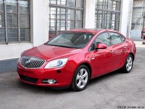 Buick Excelle 2011