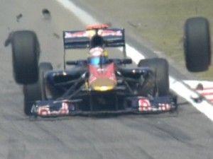 Бригада Формулы-1 Toro Rosso обнаружила причину катастрофы Буэми