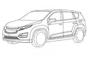 General Motors представит свежую версию вэна Шевроле?
