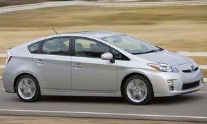 Тойота Приус будет вэном в 2011 году