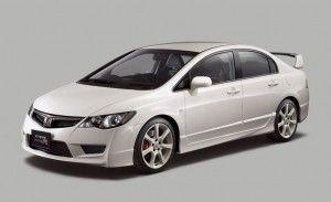 Хонда закончила выпуск хетчбека Цивик Type R