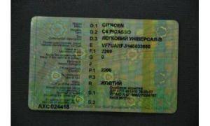 Нововведение в ГАИ. В технический паспорт больше невозможно записать членов семьи