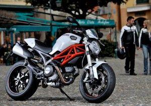 Свежий Монстр от Ducati