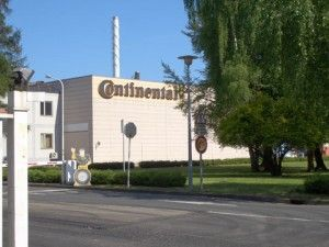 Континенталь возведет шинный автозавод в Калуге