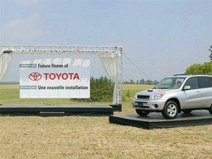 Организация Тойота понизила траты на пробивание собственных интересов