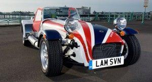 Caterham Seven вписался в патриоты