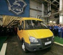 «Группа ГАЗ» ждет повышения прибыли в 2010 году на 25%