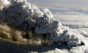 БМВ приостановил изготовление из-за извержения исландского вулкана