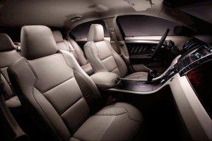 Форд Таурус 2010 оборудуется экологическими сидениями