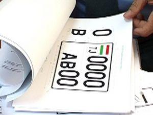В Таджикистане провели аукцион по формальной реализации крутых номеров