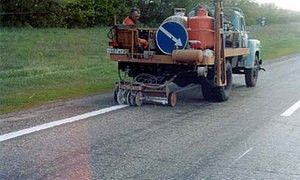 На столичные автодороги отмечена критическая метка