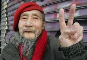 Японский предприниматель для шуточки украл полицейский байк
