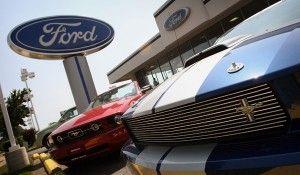 Прибыль Форд в течение года может превзойти  млн