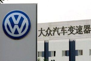 Фольксваген заменяет управляющего собственного отдела в КНР