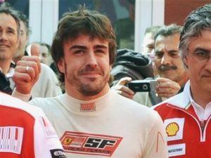 Фернандо Алонсо избежал огромные пальцы на 10 млн euro