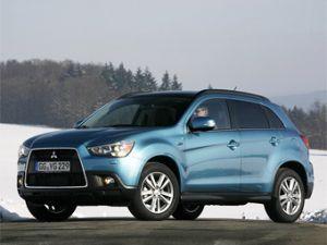 Малогабаритный внедорожник PSA на основе Мицубиси ASX будет в 2012 году