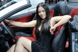 Леди автомобильного салона в Пекине 2010