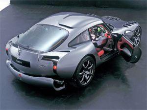 Отечественный обладатель TVR восстановит выпуск английских супер-каров