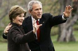 Лора Буш потеряла веру в Господа после ДТП