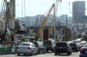Автодорожную развязку на Столичной площади отдадут в начале ноября