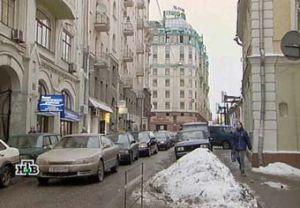Перемещение в центре Города Москва будет однобоким до конца 2010 года