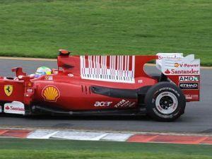 Команду Формулы-1 Феррари подозревали в рекламе сигаретных изделий