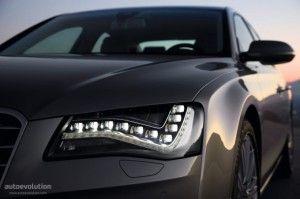 Новая Ауди A8 обретет систему тормозов Bosch