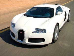 За превышение дозволенной скорости у 20-летнего автолюбителя отняли Bugatti Veyron