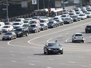 Число спецтрасс в городе Москва выросло на 30%