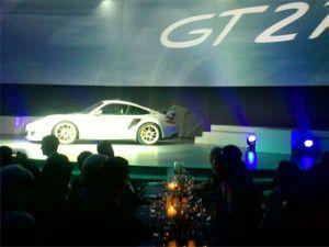 Порше делает быстрейшую модификацию модели 911