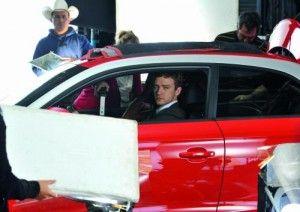 Justin Timberlake и Ауди A1 в новой рекламе