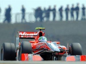 Virgin Racing привезет в Испанию лишь 1 свежий болид