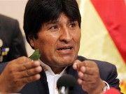 В Боливии угнан авто главы страны
