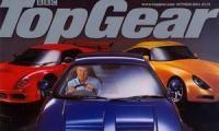 Британская передача Top Gear возвращается в эфир