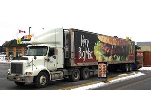 McDonald'с будет заниматься изготовлением биотоплива